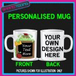 TEACHERS SCHOOL PUPIL PERSONALISED COFFEE MUG GIFT 003